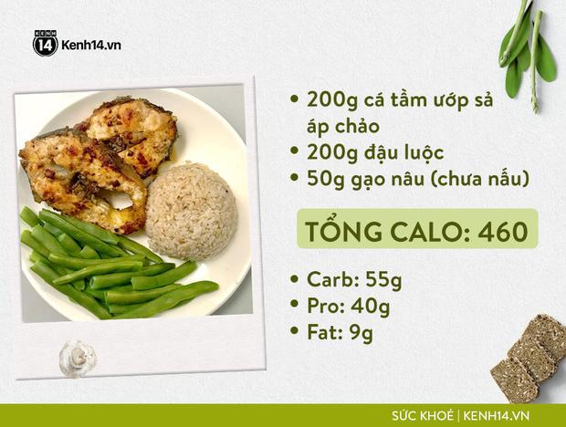 Gợi ý thực đơn Eat Clean dễ làm cùng cách tính lượng calo chuẩn xác từ cô gái Hà Thành - Ảnh 8.