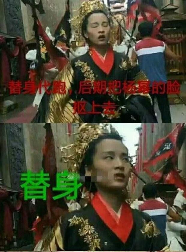 Những cái tên vàng trong làng dùng diễn viên đóng thế, Triệu Lệ Dĩnh về nhất với 32 lần không chịu diễn - Ảnh 2.