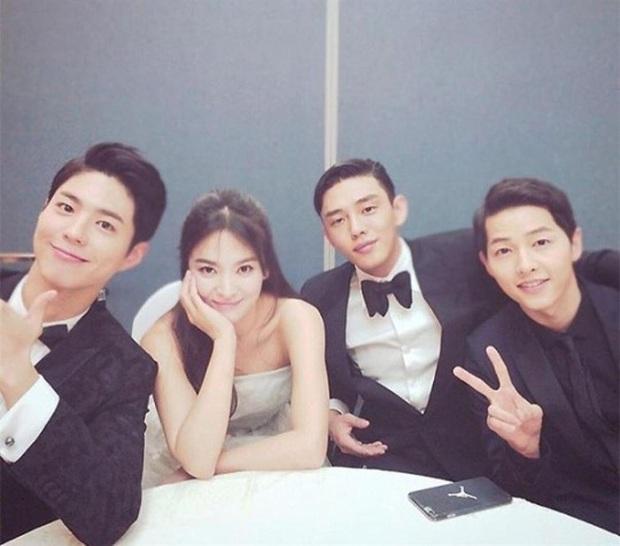 Song Hye Kyo - Park Bo Gum: Từ chị dâu hờ đến tin đồn tình ái dù chênh lệch 12 tuổi khiến cả showbiz chấn động - Ảnh 4.