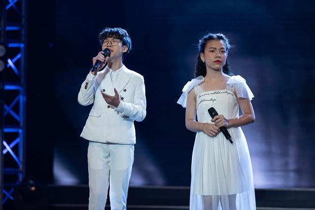 Cặp đôi vàng nhí: Được Huỳnh Lập khen ngợi và nhảy cùng, hot boy lai Hàn vẫn ngậm ngùi ra về - Ảnh 10.