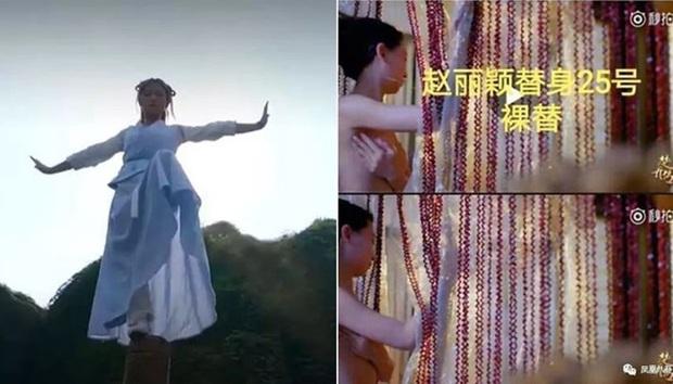 Những cái tên vàng trong làng dùng diễn viên đóng thế, Triệu Lệ Dĩnh về nhất với 32 lần không chịu diễn - Ảnh 3.