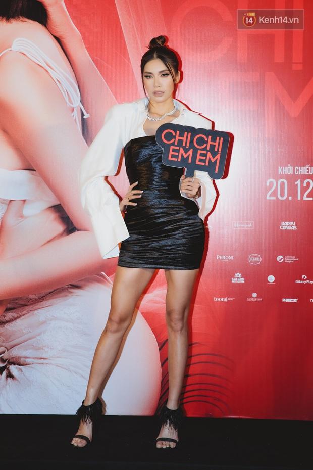 Loạt sao Việt đi xem Chị Chị Em Em ai cũng đòi đóng cảnh hôn Thanh Hằng, góp ý phần thoại là điểm yếu nhất phim - Ảnh 6.