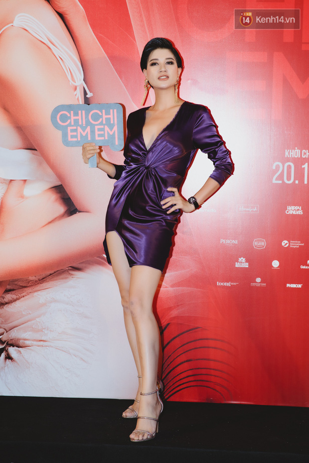 Loạt sao Việt đi xem Chị Chị Em Em ai cũng đòi đóng cảnh hôn Thanh Hằng, góp ý phần thoại là điểm yếu nhất phim - Ảnh 3.