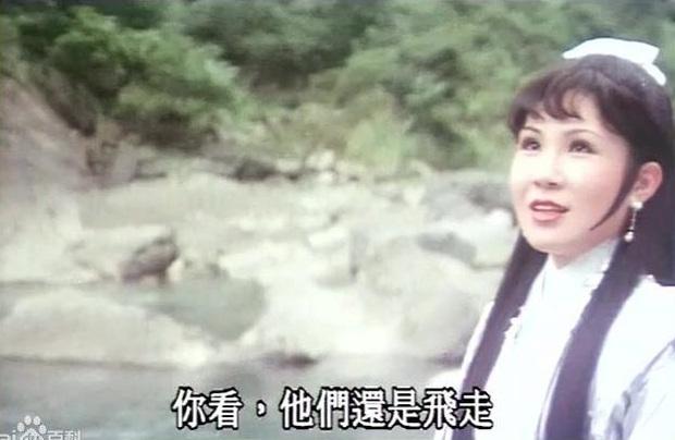 51 nồi bánh chưng vẫn tự tin diễn vai Tiểu Long Nữ, showbiz Hoa Ngữ không ai tự tin lại Dương Quân Quân - Ảnh 2.