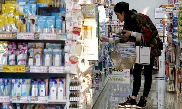 Nhật Bản bắt một cô gái Việt 21 tuổi nghi ăn cắp 8.300 mỹ phẩm trị giá gần 6 tỷ đồng - Ảnh 1.