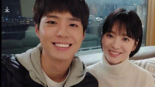 Giữa lúc vướng tin đồn với Park Bo Gum, Song Hye Kyo tiếp tục có động thái ẩn ý cực kỳ đáng ngờ - Ảnh 1.
