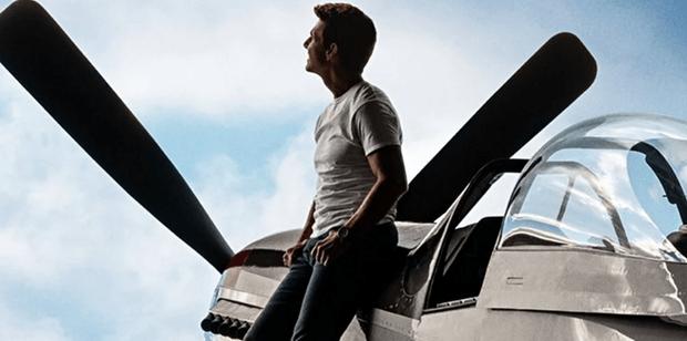 Ở độ tuổi 60, Tom Cruise vẫn trổ tài nhào lộn trên không trong bom tấn Top Gun: Maverick - Ảnh 3.