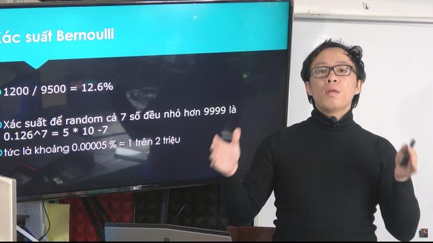 """Có lỗ hổng lớn, kỷ lục giải Ma trận 1380 số nguyên tố"""" Siêu trí tuệ của Việt Nam trong 31 phút bị một Giảng viên Tiếng Anh phá trong 1 phút! - Ảnh 5."""