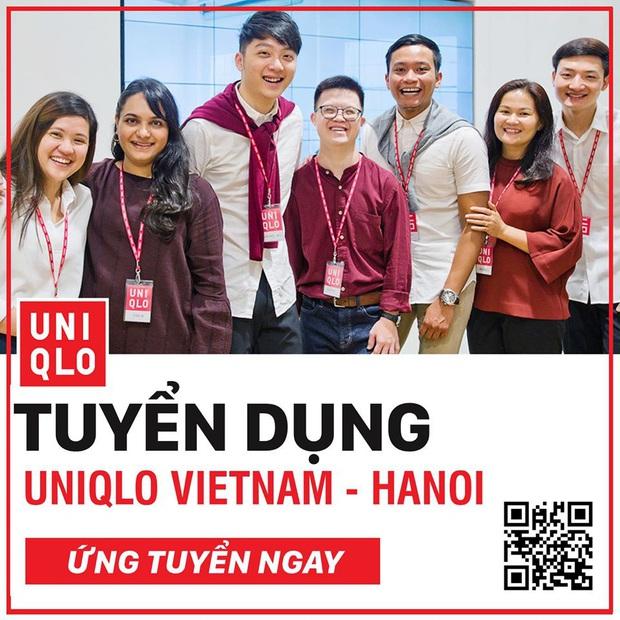 UNIQLO chính thức tuyển dụng tại Hà Nội, cơ hội dân Thủ đô sờ tận tay – mua liền tay đã không còn xa vời - Ảnh 2.