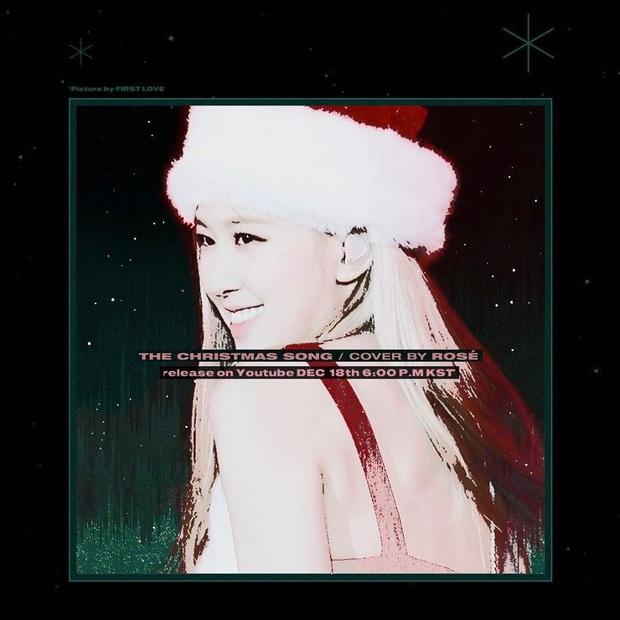 Rosé (BLACKPINK) xoa dịu bằng việc hát cover làm quà Giáng sinh cực ngọt ngào, nhưng fan vẫn tứk á vì không phải debut solo chính thức - Ảnh 1.