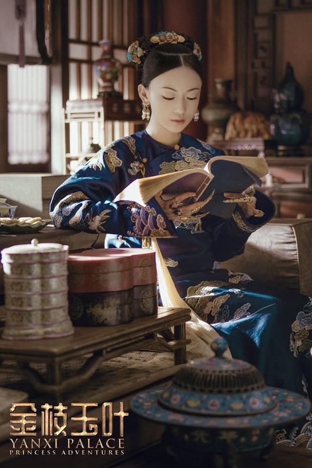 Ngụy Anh Lạc Ngô Cẩn Ngôn trẻ trung hơn cả con gái ruột trong Diên Hi Công Lược ngoại truyện - Ảnh 4.