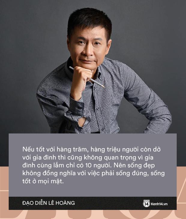 Những phát ngôn chấn động của Lê Hoàng: Hoàng Thùy Linh - Vân Hugo bị réo gọi, loạt quan điểm trai gái còn gây sốc hơn - Ảnh 3.