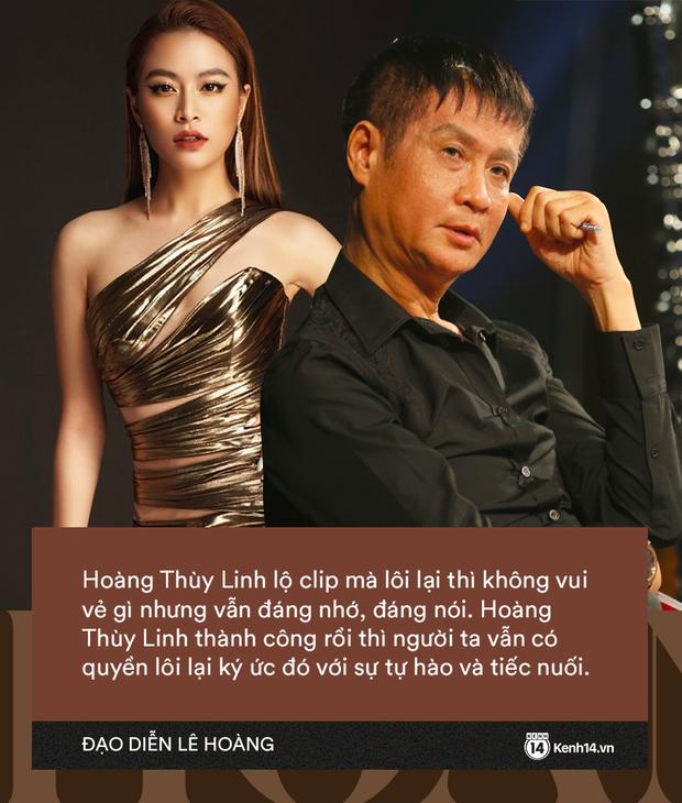 Những phát ngôn chấn động của Lê Hoàng: Hoàng Thùy Linh - Vân Hugo bị réo gọi, loạt quan điểm trai gái còn gây sốc hơn - Ảnh 2.