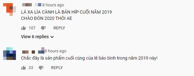 Đùng đùng ra MV rồi leo thẳng Top 1 Trending đẩy Đạt G xuống, Lê Bảo Bình chính là cái tên chốt sổ hit Vpop năm 2019? - Ảnh 5.