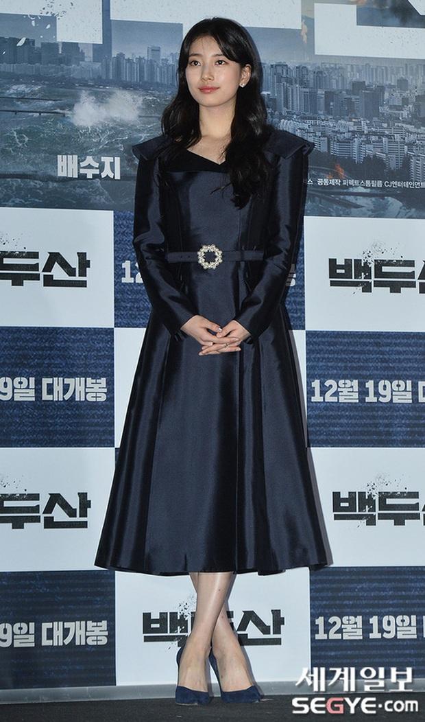Được hàng triệu người khao khát, Suzy làm gì mà hết Park Bo Gum lại đến tài tử Lee Byung Hun tránh như tránh tà? - Ảnh 1.