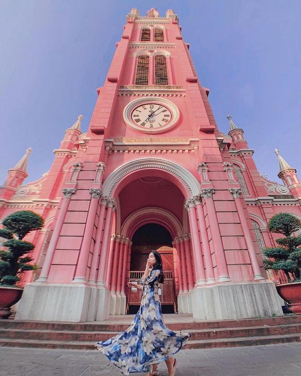 4 nhà thờ tuyệt đẹp cho team Sài Gòn hốt hình sống ảo mỏi tay dịp Giáng sinh, rủ hội bạn check-in ngay kẻo lỡ! - Ảnh 10.