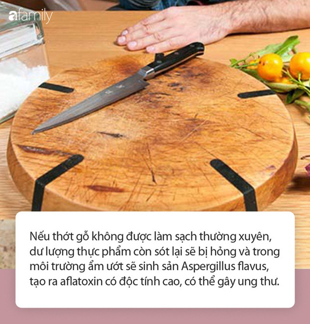 thớt gỗ