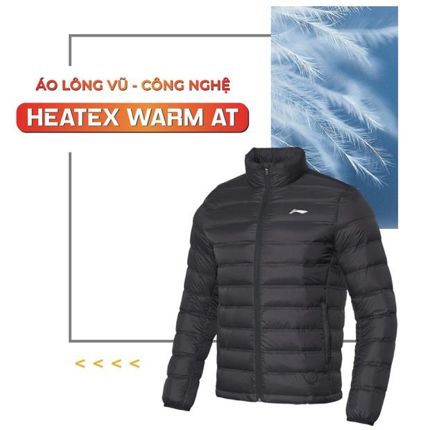 Áo lông vũ thông minh – Sinh nhiệt giữ ấm - Ảnh 1.