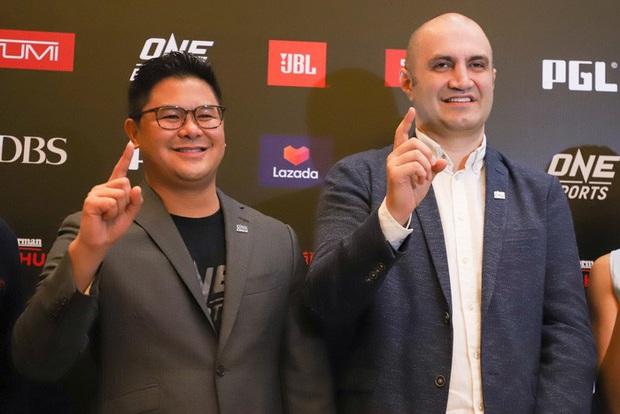 CEO ONE khẳng định Việt Nam sẽ là ông lớn Esports tại Đông Nam Á - Ảnh 1.