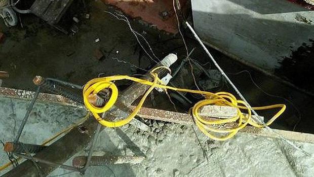 Giám đốc Ban quản lý dự án ở Cà Mau bị điện giật tử vong - Ảnh 1.