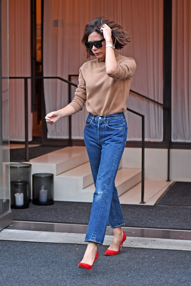 Bà Beck không phải là fan của Victorias Secret chỉ vì lý do đơn giản: Không thích mặc áo lót có độn - Ảnh 3.
