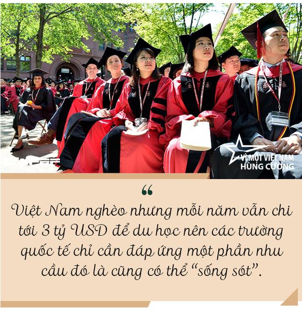 TS Đinh Ngọc Thạnh: Một người như mình thì chẳng làm được gì cả, nhưng một triệu bạn trẻ Việt Nam ra thế giới mang kiến thức về thì… - Ảnh 6.