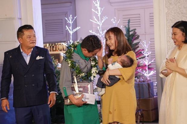 Thành Vương bật khóc bên vợ con khi đăng quang Quán quân Top Chef Vietnam mùa 2 - Ảnh 7.