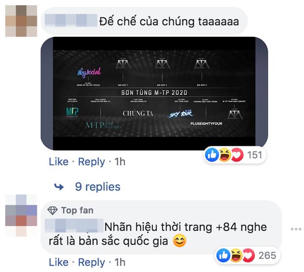 Sơn Tùng M-TP thông báo kế hoạch xây dựng đế chế riêng, netizen phản ứng: Tự hào cảm giác có idol ưu tú là đây! - Ảnh 7.