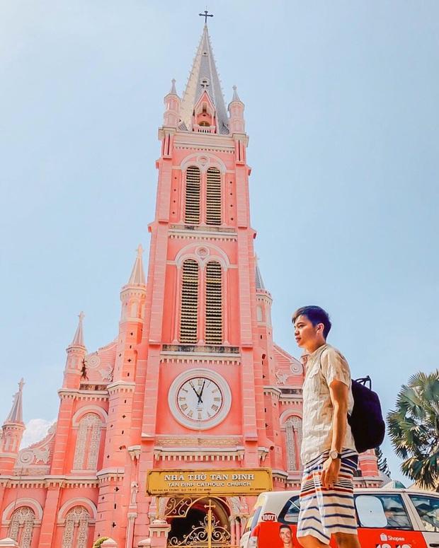 4 nhà thờ tuyệt đẹp cho team Sài Gòn hốt hình sống ảo mỏi tay dịp Giáng sinh, rủ hội bạn check-in ngay kẻo lỡ! - Ảnh 9.