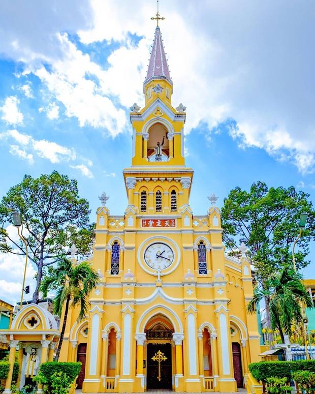 4 nhà thờ tuyệt đẹp cho team Sài Gòn hốt hình sống ảo mỏi tay dịp Giáng sinh, rủ hội bạn check-in ngay kẻo lỡ! - Ảnh 27.