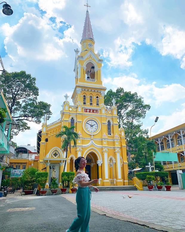 4 nhà thờ tuyệt đẹp cho team Sài Gòn hốt hình sống ảo mỏi tay dịp Giáng sinh, rủ hội bạn check-in ngay kẻo lỡ! - Ảnh 29.
