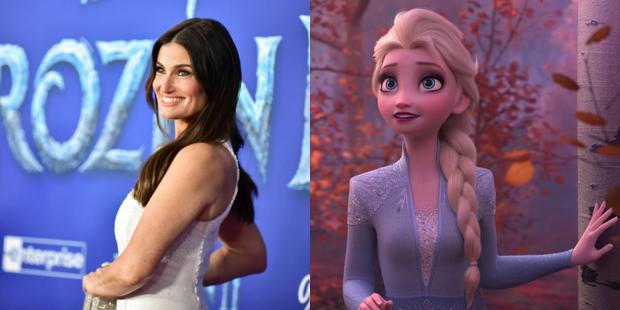 Hé lộ gương mặt đằng sau dàn công chúa, người tuyết Frozen 2: Toàn minh tinh đẹp muốn mê, Elsa và Olaf gây choáng - Ảnh 4.