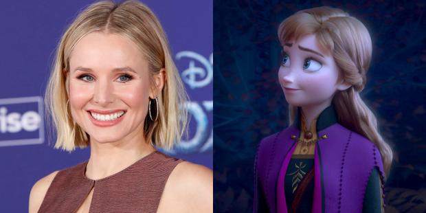 Hé lộ gương mặt đằng sau dàn công chúa, người tuyết Frozen 2: Toàn minh tinh đẹp muốn mê, Elsa và Olaf gây choáng - Ảnh 5.