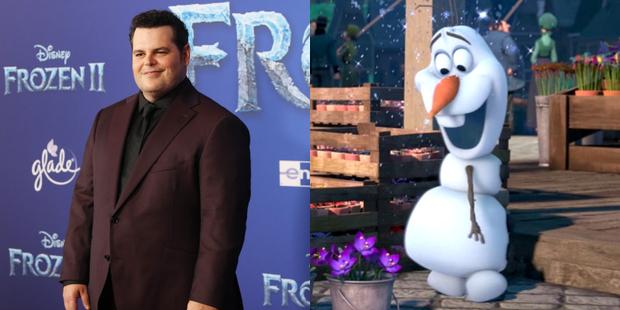 Hé lộ gương mặt đằng sau dàn công chúa, người tuyết Frozen 2: Toàn minh tinh đẹp muốn mê, Elsa và Olaf gây choáng - Ảnh 13.