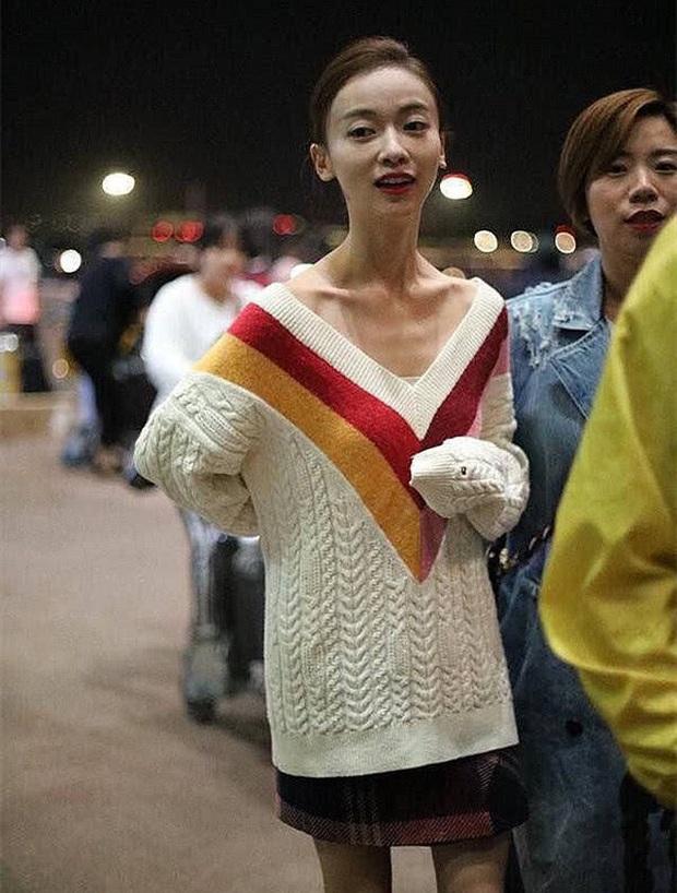 Hốt hoảng trước những hình ảnh trơ xương của loạt mỹ nhân Cbiz, netizen Hàn phải thốt lên: Không phải gầy bình thường mà là gầy xơ gầy xác - Ảnh 1.