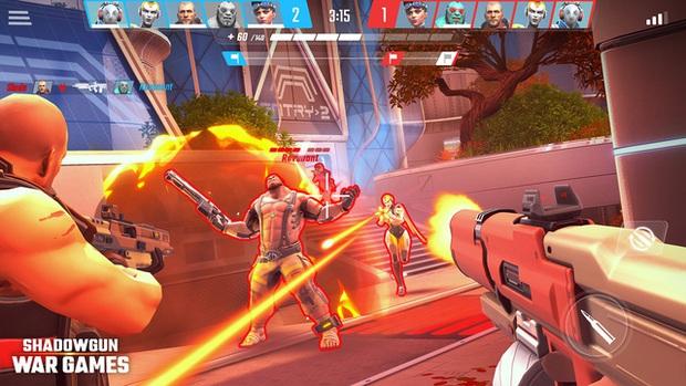 Shadowgun War Games - Game mobile bắn súng siêu phẩm đang gây sốt trên toàn thế giới - Ảnh 3.