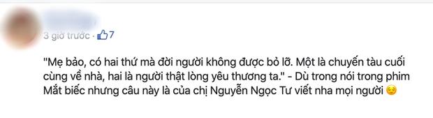 Rộ tin trích dẫn Nguyễn Ngọc Tư xuất hiện ở phim Mắt Biếc, đã có xác nhận không phải từ người trong cuộc - Ảnh 1.