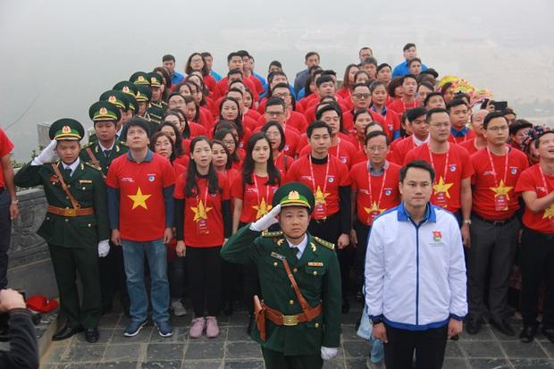 Hành trình Tôi yêu Tổ quốc tôi đến với Cao nguyên đá Đồng Văn  - Ảnh 1.