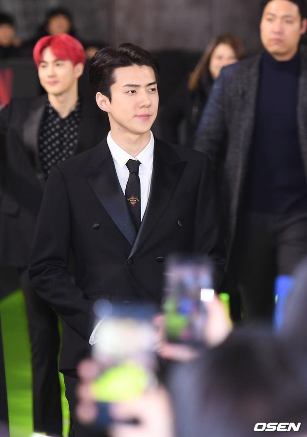 """Sự kiện khủng quy tụ EXO, tài tử """"Deadpool"""" và dàn mỹ nhân Hollywood: Dàn hoàng tử châu Á như rich kid, chiếm trọn spotlight - Ảnh 11."""