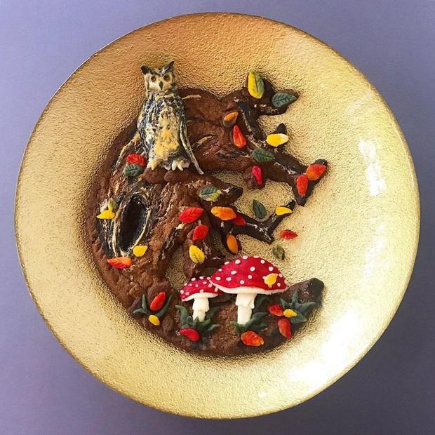 Chỉ với vài nguyên liệu đơn giản mà người ta tạo hình đồ ăn công phu thế này đây, xem ảnh chỉ biết ngỡ ngàng vì đẹp (phần 2) - Ảnh 6.