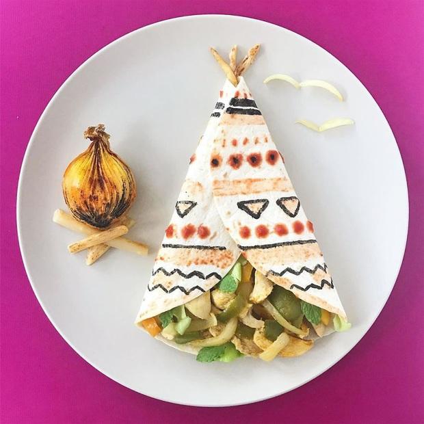 Chỉ với vài nguyên liệu đơn giản mà người ta tạo hình đồ ăn công phu thế này đây, xem ảnh chỉ biết ngỡ ngàng vì đẹp (phần 2) - Ảnh 7.