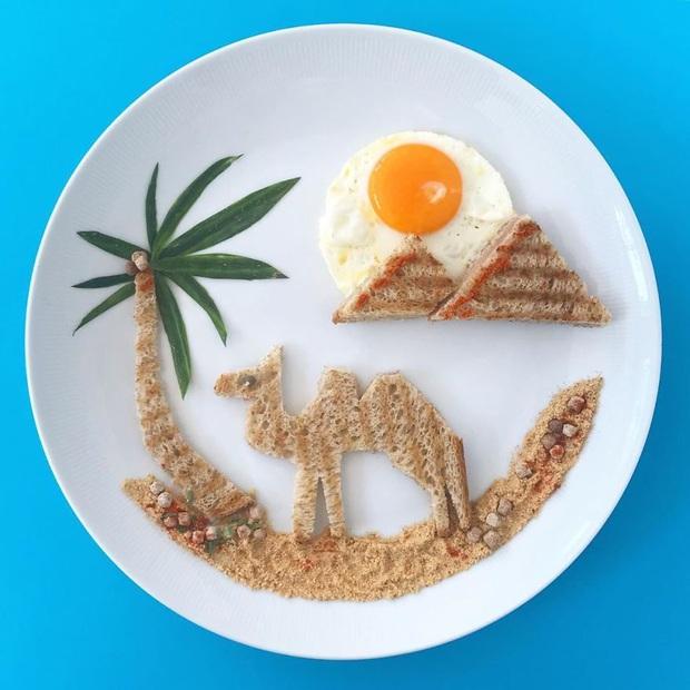Chỉ với vài nguyên liệu đơn giản mà người ta tạo hình đồ ăn công phu thế này đây, xem ảnh chỉ biết ngỡ ngàng vì đẹp (phần 2) - Ảnh 13.