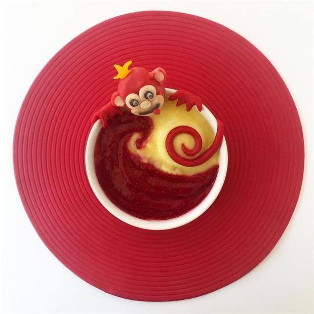 Chỉ với vài nguyên liệu đơn giản mà người ta tạo hình đồ ăn công phu thế này đây, xem ảnh chỉ biết ngỡ ngàng vì đẹp (phần 2) - Ảnh 14.
