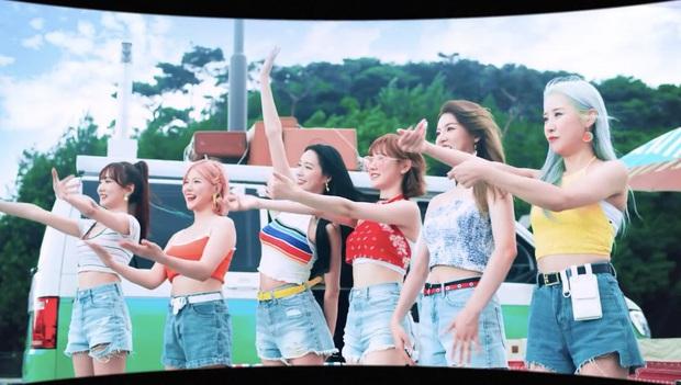Kpop tháng 12: Cựu thành viên Wanna One hội ngộ; CL, Ailee, tiểu Taeyeon tạo cuộc chiến nữ solo nhưng trùm cuối là bộ đôi 11 năm tuổi - Ảnh 4.
