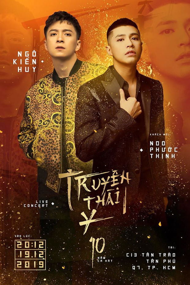 Ngô Kiến Huy cho fan lĩnh trọn cú lừa, trùm cuối special show nào phải BB Trần mà chính là nam ca sĩ chơi thân 10 năm - Ảnh 2.