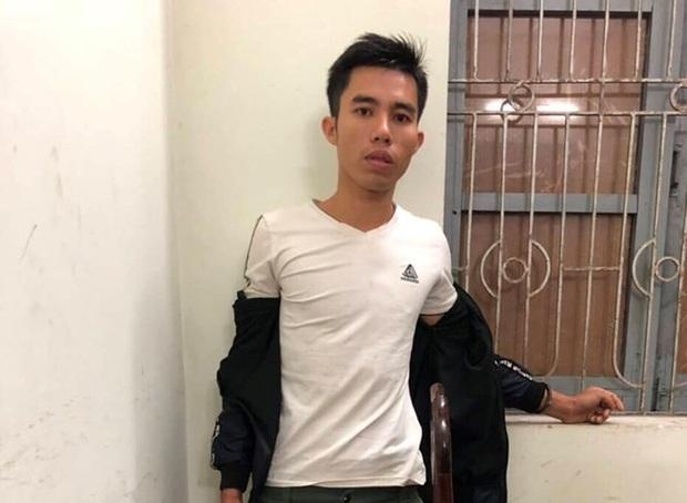 Thanh niên vừa ra tù về tội hiếp dâm đã dùng dây thép trói nữ nhân viên massage để cướp tài sản - Ảnh 1.