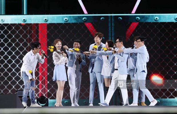 Jeon So Min là thành viên có ít đất diễn nhất trong fanmeeting Running Man tại Việt Nam? - Ảnh 1.