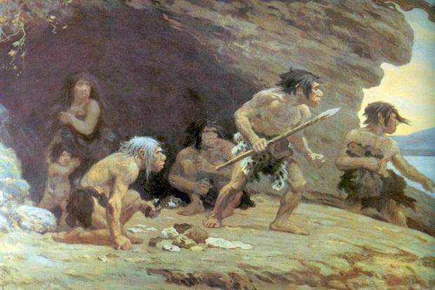 Lý do người Neanderthals tuyệt chủng: Không phải do người tinh khôn tàn sát, đơn giản vì họ... quá đen - Ảnh 2.