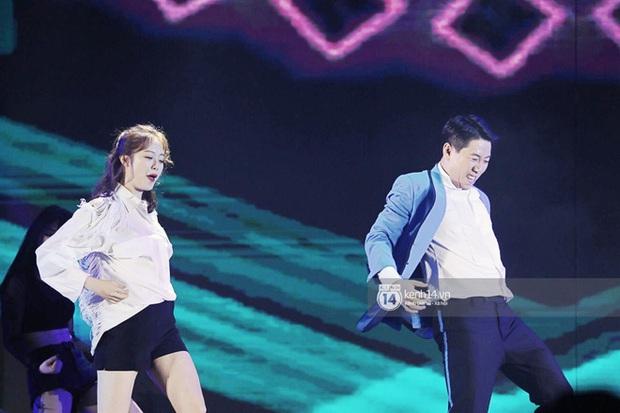 Jeon So Min là thành viên có ít đất diễn nhất trong fanmeeting Running Man tại Việt Nam? - Ảnh 4.