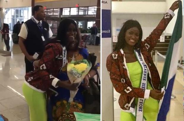 Đủ tiền mua vé máy bay đến Mỹ, người đẹp nghèo từng mất tích tại Miss Universe 2018 trở lại với cuộc thi - Ảnh 1.